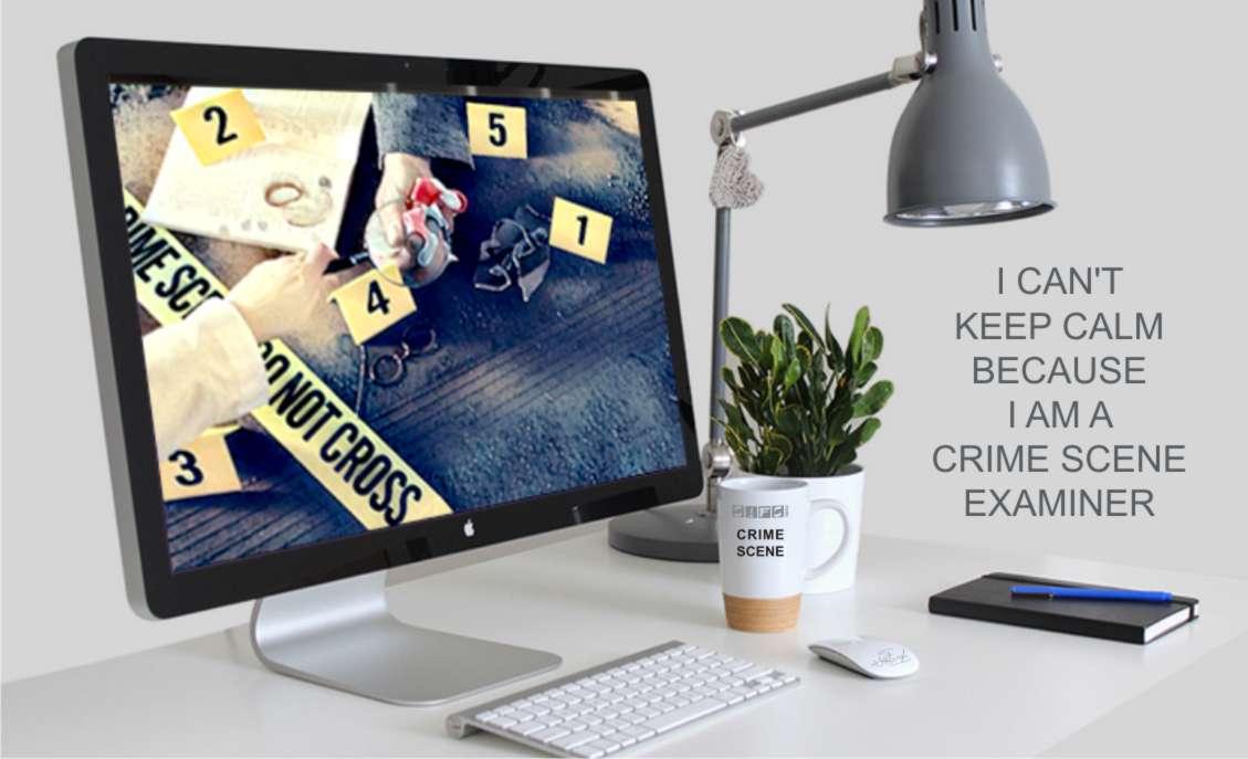 FSP 101 : Forensic Science & Criminal Investigation